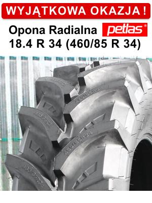 Opona Petlas 18.4 R 34