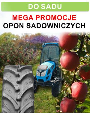 opony sadownicze