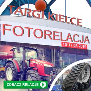 Fotorelacja – AGROTECH Kielce 2019