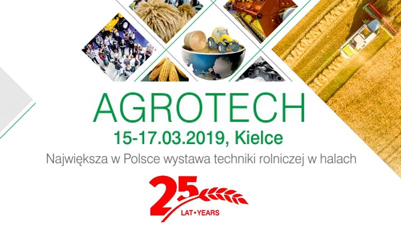 Agrotech Kielce 2019 25lat